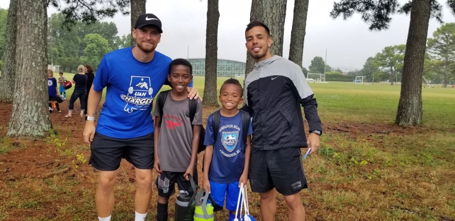 UAH CAMP - PLAYERS OF THE WEEK